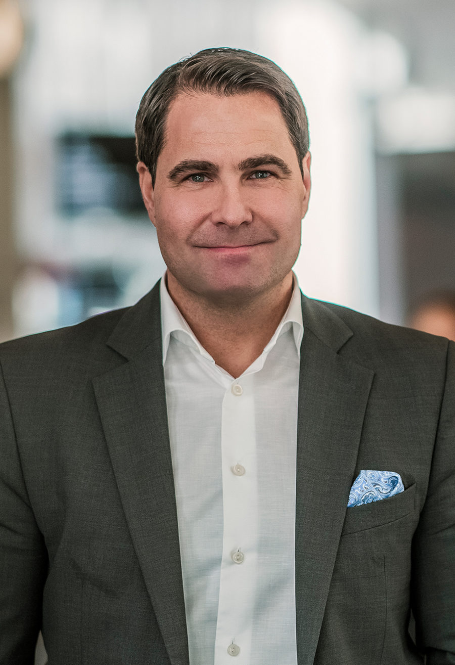 Daniel Ågren Seniorkonsult Maquire