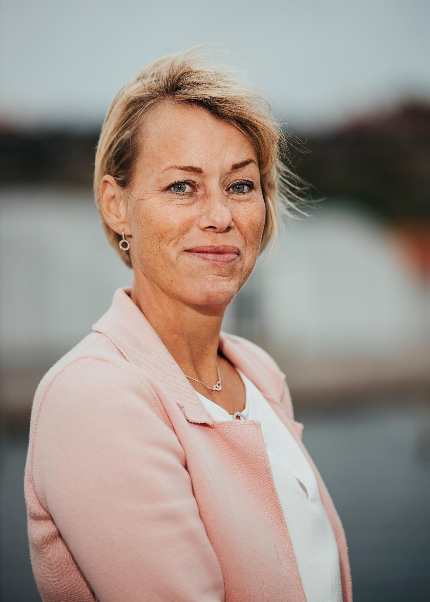 Åsa Hansson VD Gullmarsstrand