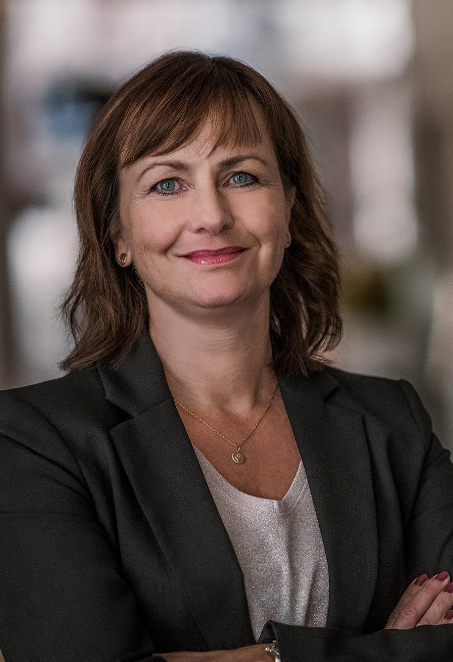 Birgitta Ödman Seniorkonsult Maquire