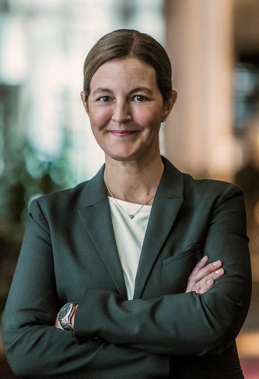 Christina Fredriksson senior konsult Maquire