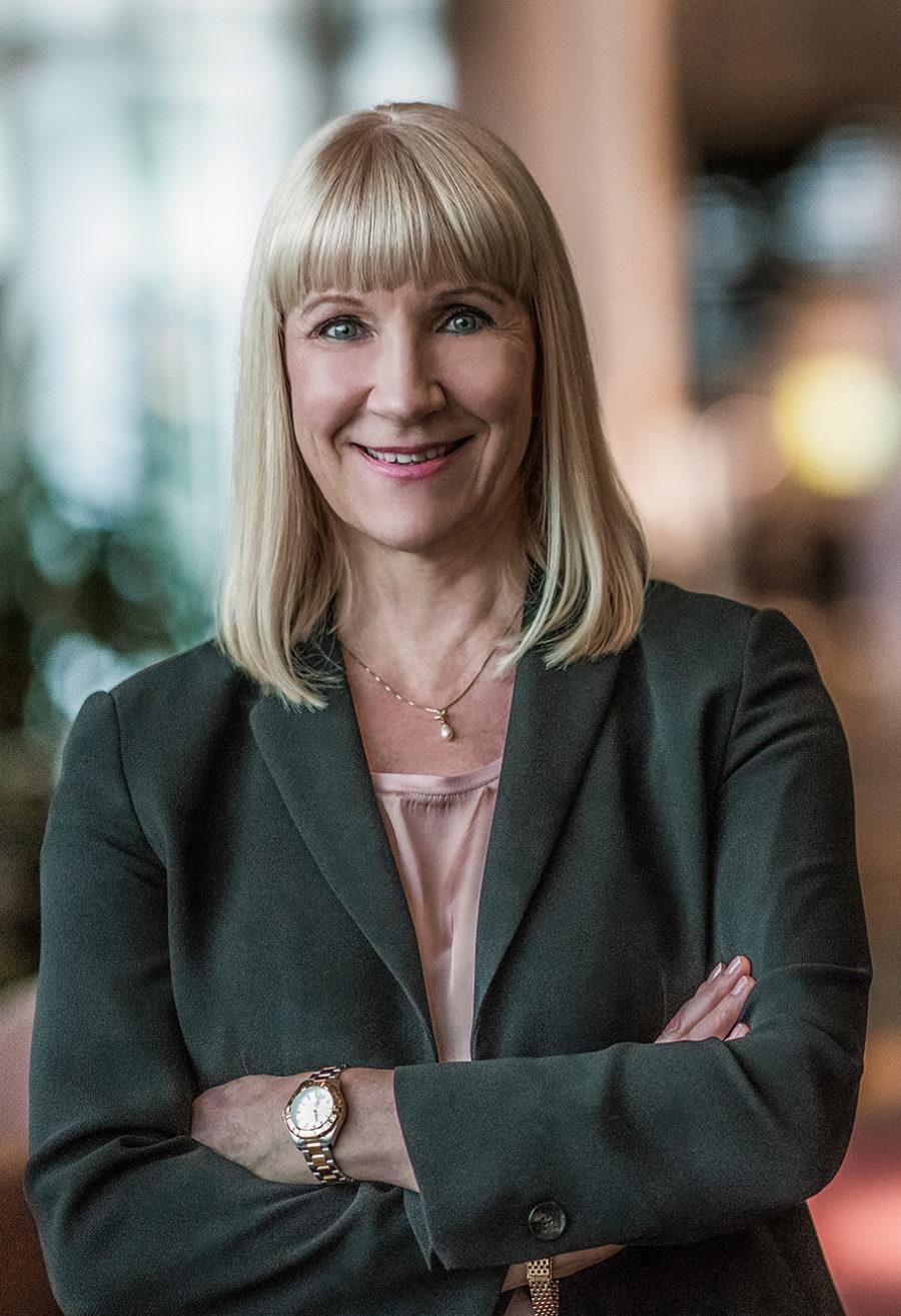Karin Wallin, VD och Partner Maquire