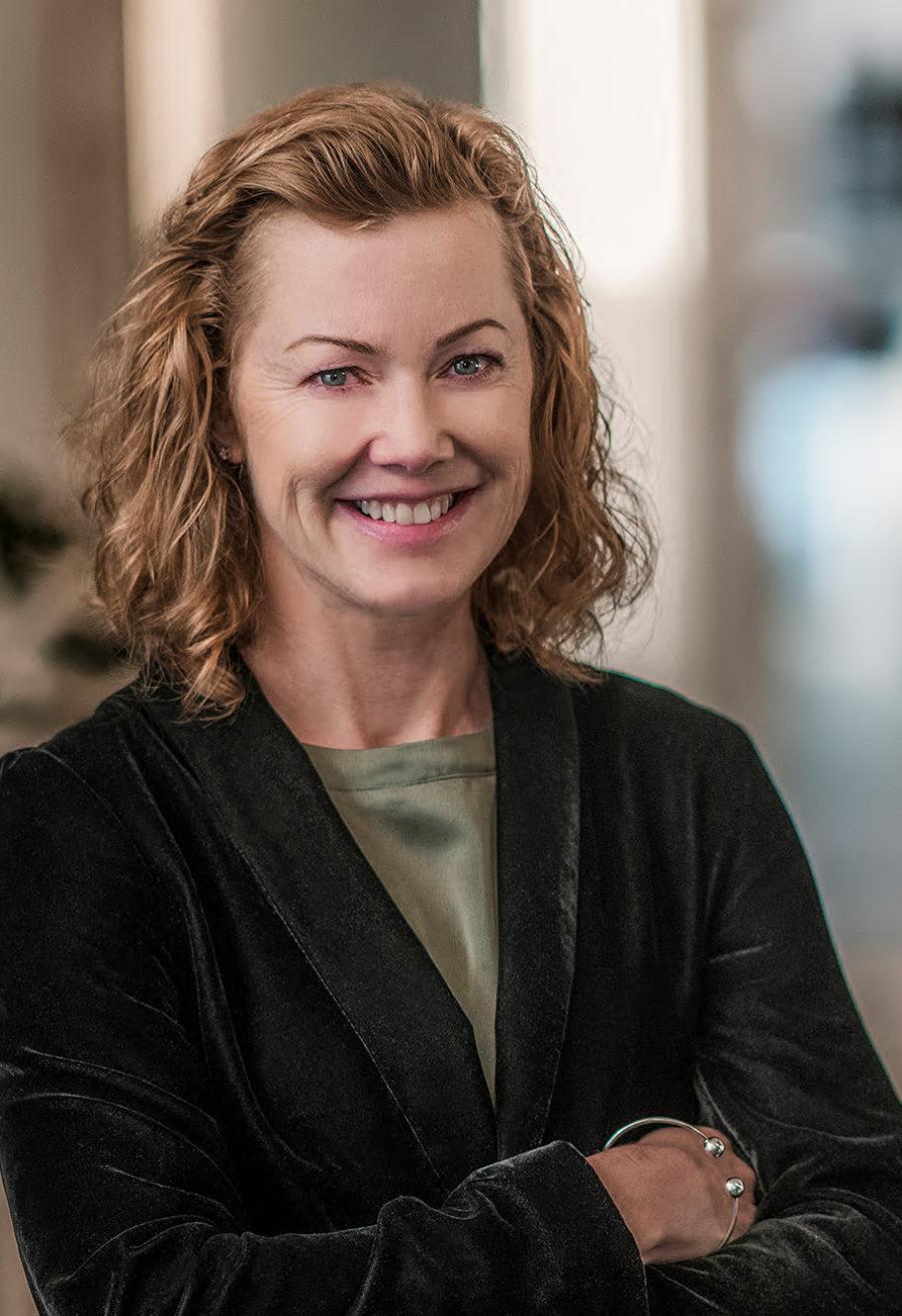 Maria Hörnestam Seniorkonsult Maquire