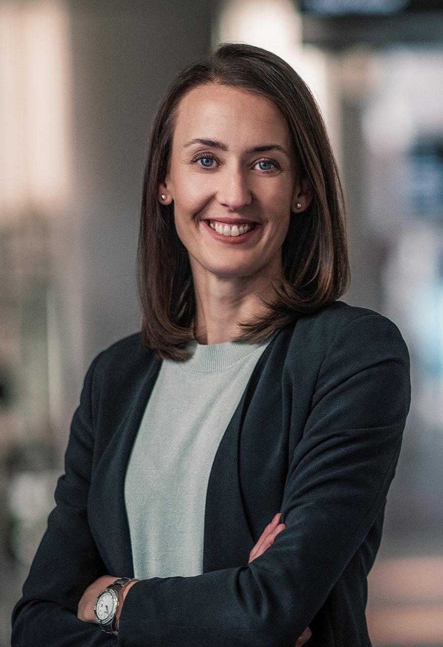 Nina Ferdinandsson Ekonomiansvarig