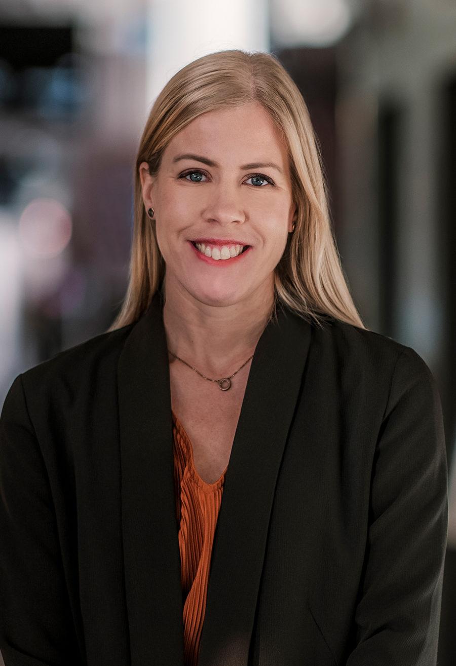 Matilda Creime Researcher och Marknadsansvarig