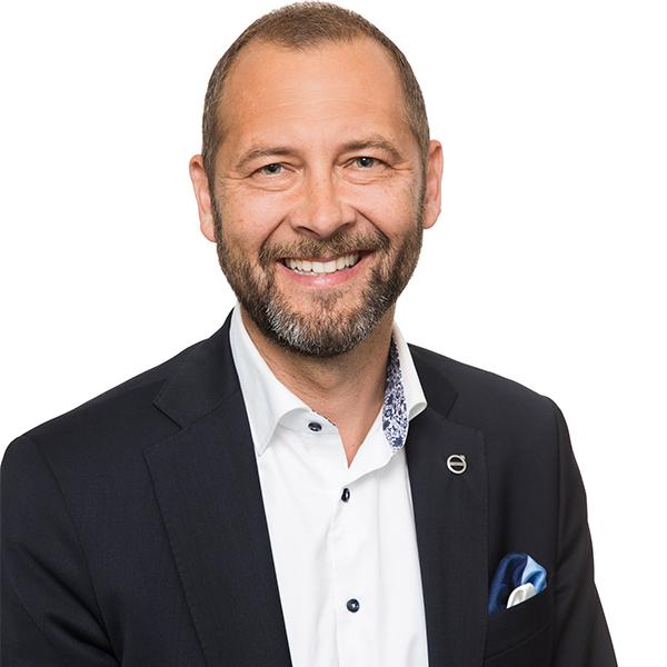 Jonas Lindholm Volvo